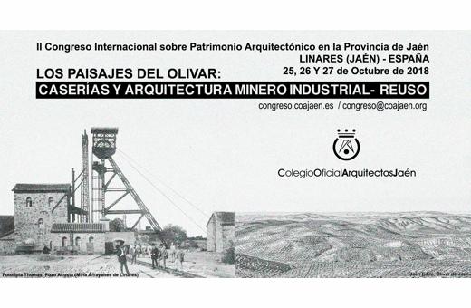 II Congreso Internacional sobre Patrimonio Arquitectónico en laProvincia de Jaén
