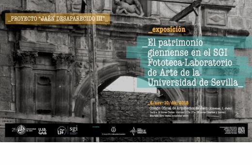 Proyecto Jaén desaparecido III