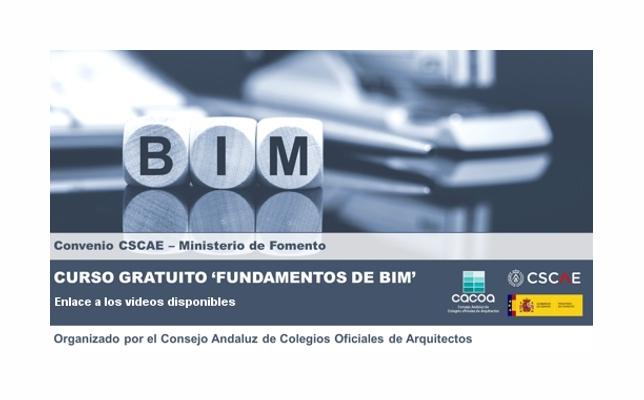 Curso gratuito 'Fundamentos del BIM'