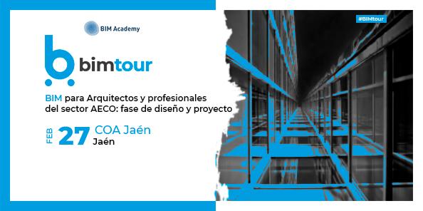 Jornada 'BIM para Arquitectos y profesionales del sector AECO'.