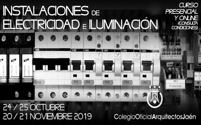 Curso de Instalaciones M01: Instalaciones Eléctricas y de iluminación.