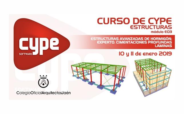 Curso de CYPE Estructuras Módulo E03.