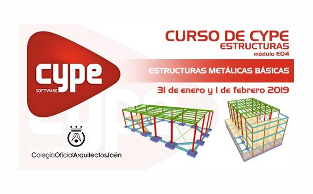 Curso de CYPE Estructuras Módulo E04.