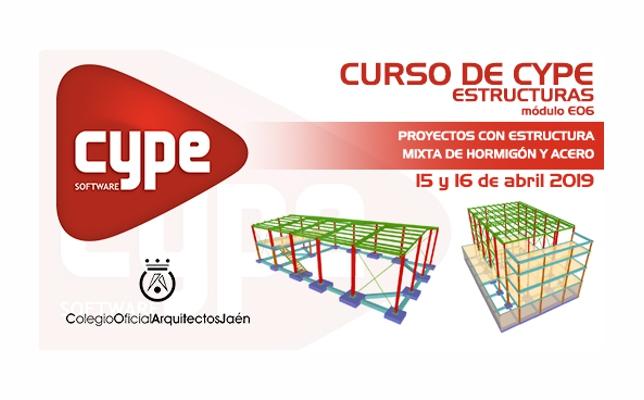 Curso de CYPE Estructuras Módulo E06