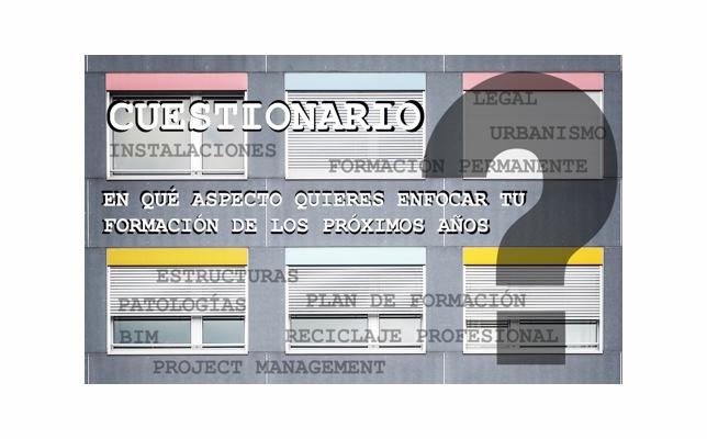 ENCUESTA PLAN DE FORMACIÓN