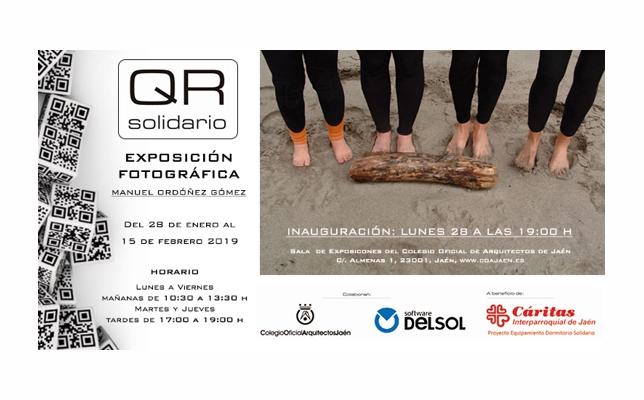 Exposición Fotográfica 'QR Solidario'