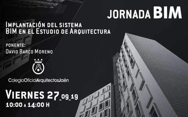 Jornada BIM 'Implantación del Sistema BIM en Estudios de Arquitectura'.