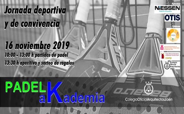 Jornada deportiva y de convivencia con PADELAkademia.