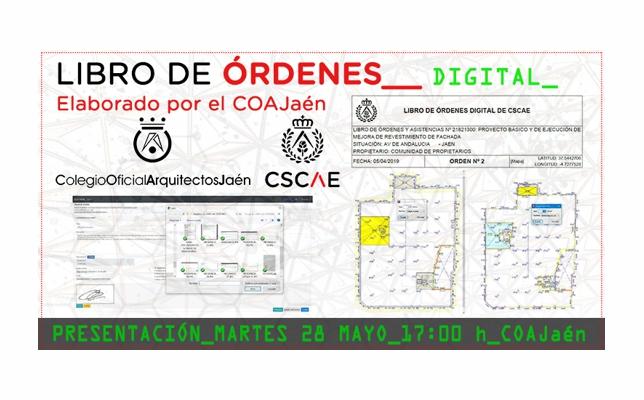 Presentación del Libro de Órdenes Digital del CSCAE
