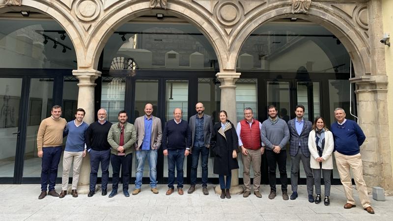 «El Colegio de Arquitectos de Jaén da la bienvenida a los nuevos colegiados y asociados»