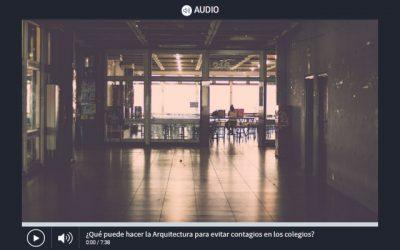 La Voz del Arquitecto (01/09/2020)