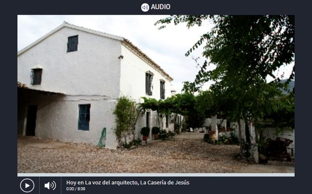 La Voz del Arquitecto 'La Casería de Jesús' (22/12/2020)