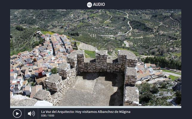 La Voz del Arquitecto 'Albanchez de Mágina: Arquitectura, naturaleza y tradición' (29/12/2020)