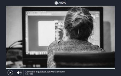 La Voz del Arquitecto 'Tramitación digital de licencias en la provincia' (26/01/2021)