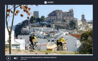 La Voz del Arquitecto 'Arquitectura de Martos' (02/02/2021)