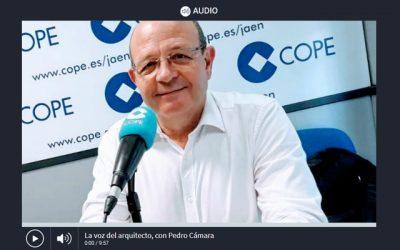 La Voz del Arquitecto 'Jaén, una provincia olvidada' (09/02/2021)