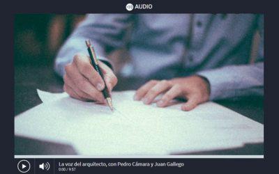La Voz del Arquitecto 'Renovación del convenio con Caja Rural' (16/02/2021)