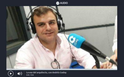 La Voz del Arquitecto 'Canena y su Castillo Renacentista' (06/04/2021)
