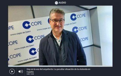 La Voz del Arquitecto 'La peculiar situación de la vivienda en España' (20/04/2021)