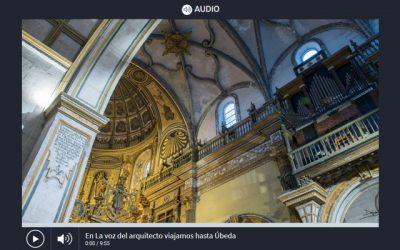 La Voz del Arquitecto 'La Úbeda de la Unesco' (01/06/2021)