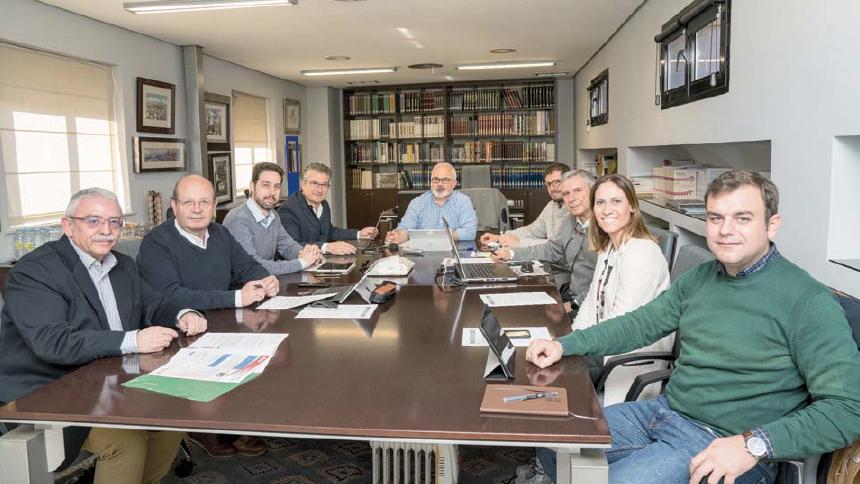 Renovado el convenio de colaboración con 'Jaén Genuino'.